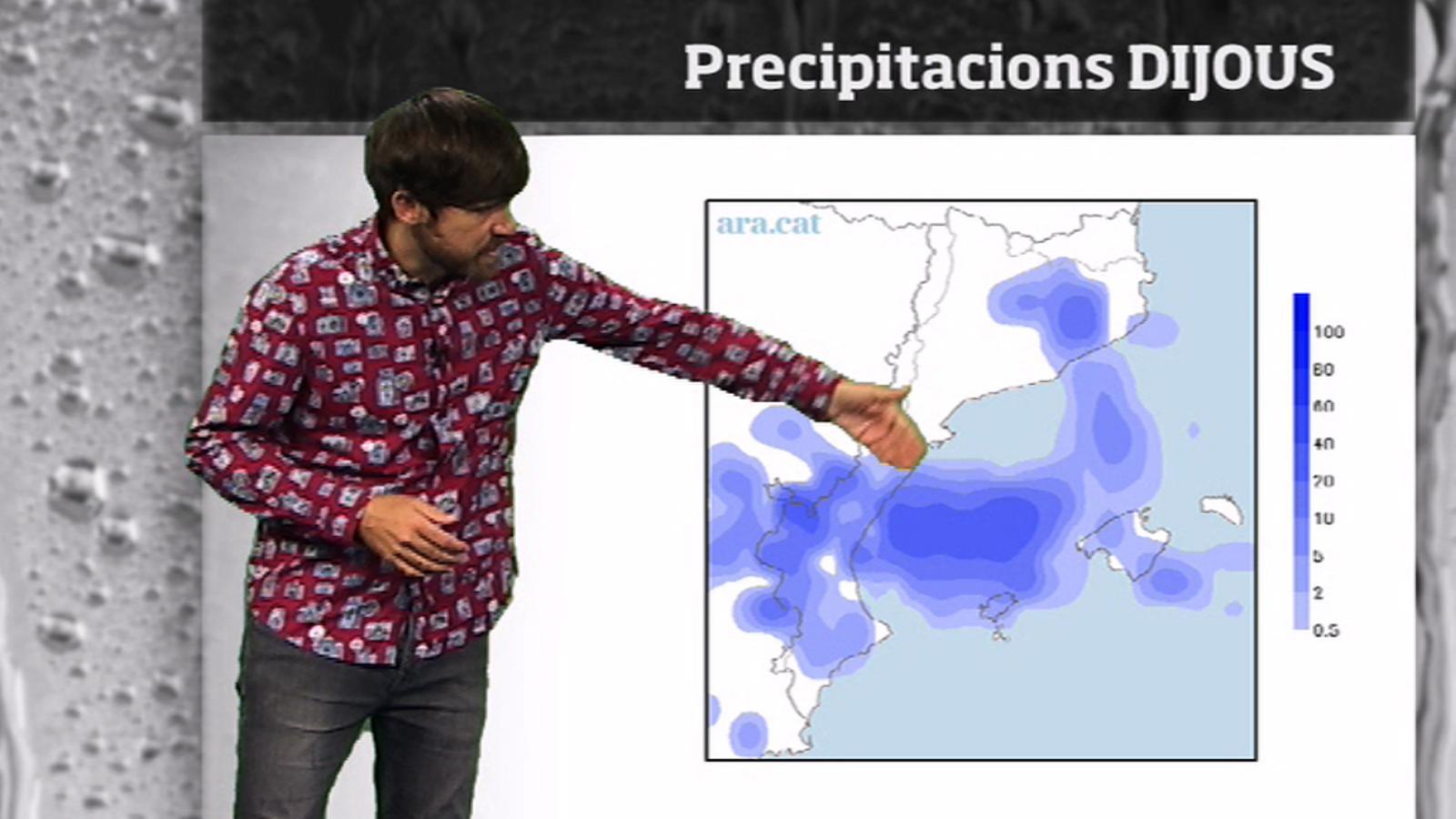 Méteo especial: més tempestes i la tardor a l'horitzó