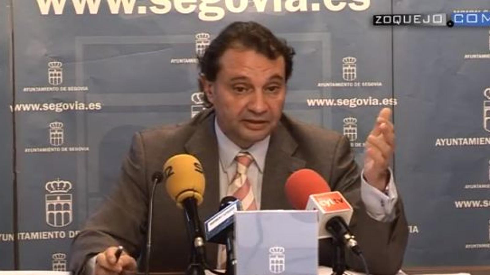 L'alcalde de Segòvia: Em declararé català perquè no val la pena continuar a Castella i Lleó