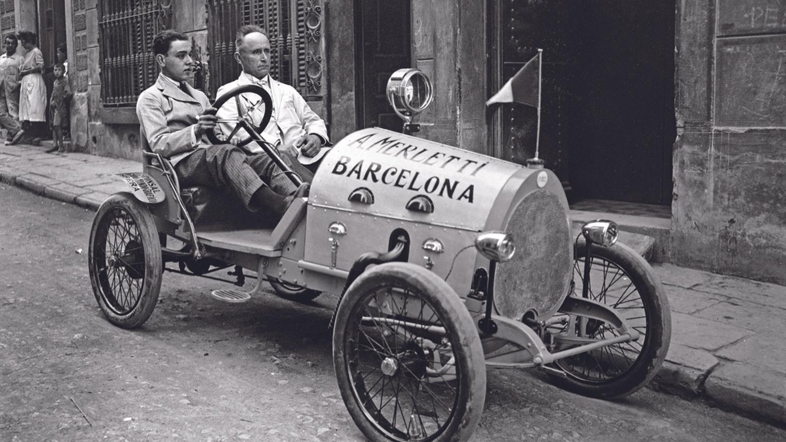 Merletti i la Barcelona del segle XX