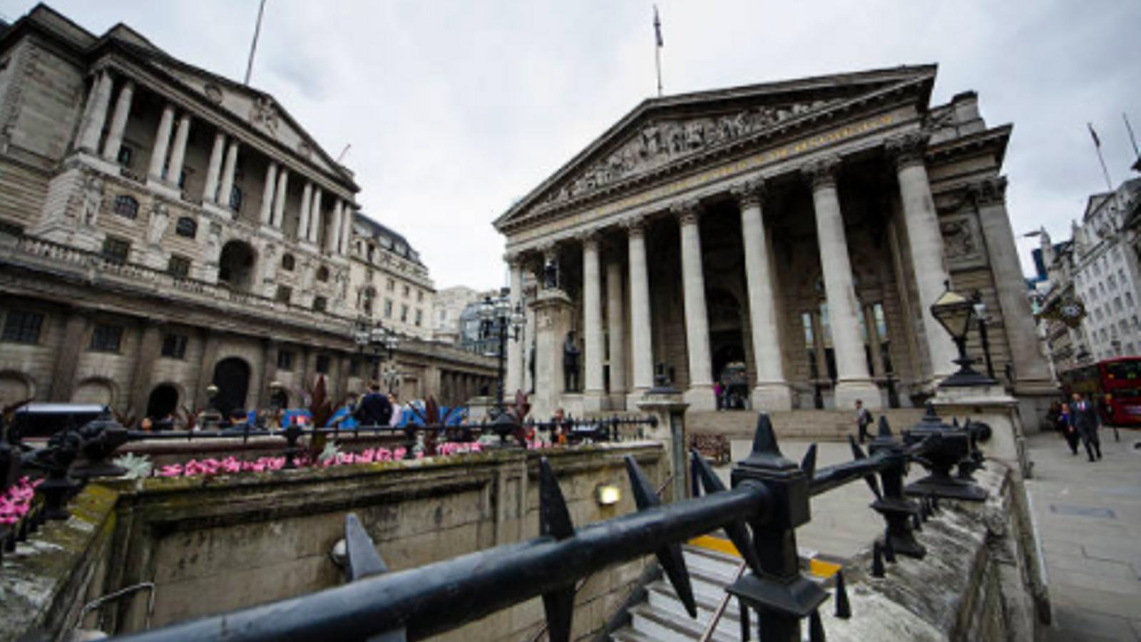 El Banc d'Anglaterra finançarà el govern britànic al marge dels mercats