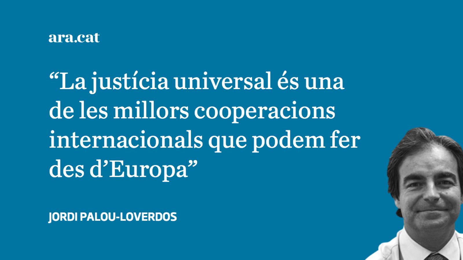 Les multinacionals  i la justícia universal