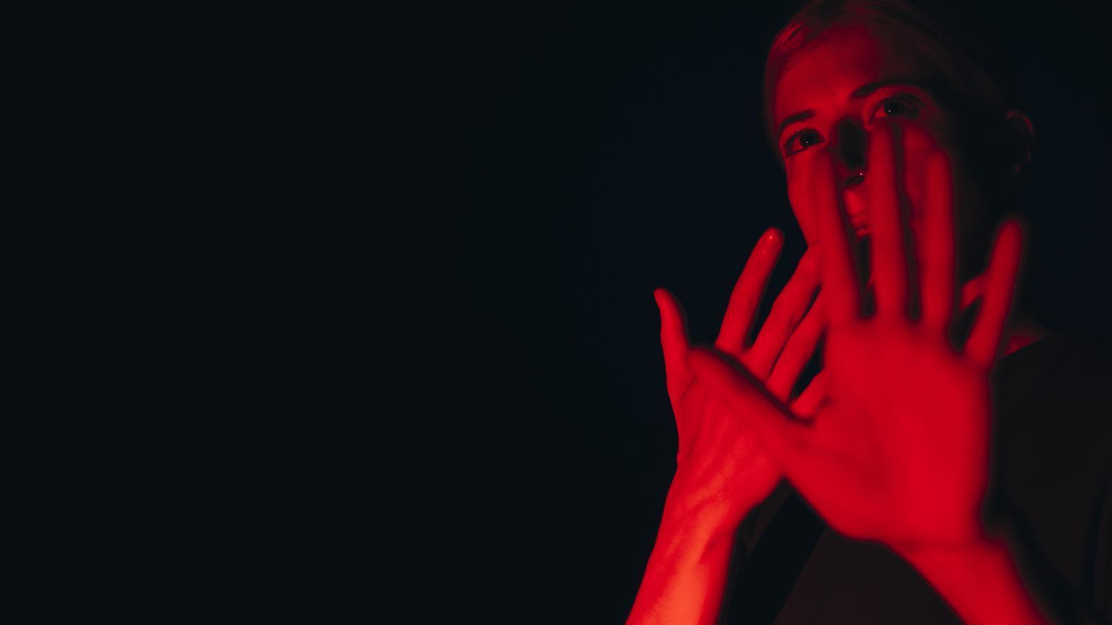 Núria Guiu a 'Likes', que es veurà al Teatre Lliure