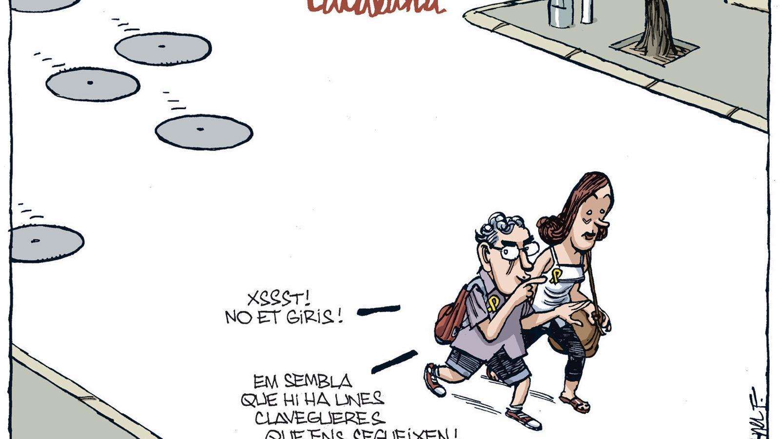 La vinyeta de Manel Fontdevila 26/07/2020