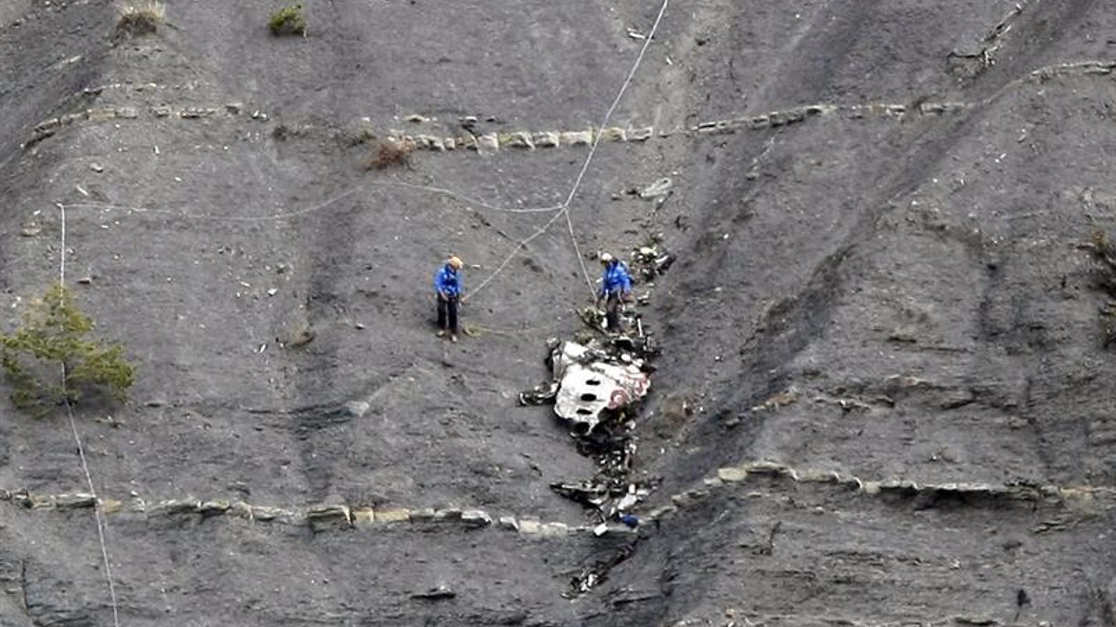 Cinc anys després de la tragèdia de Germanwings: pendents dels controls mèdics dels pilots