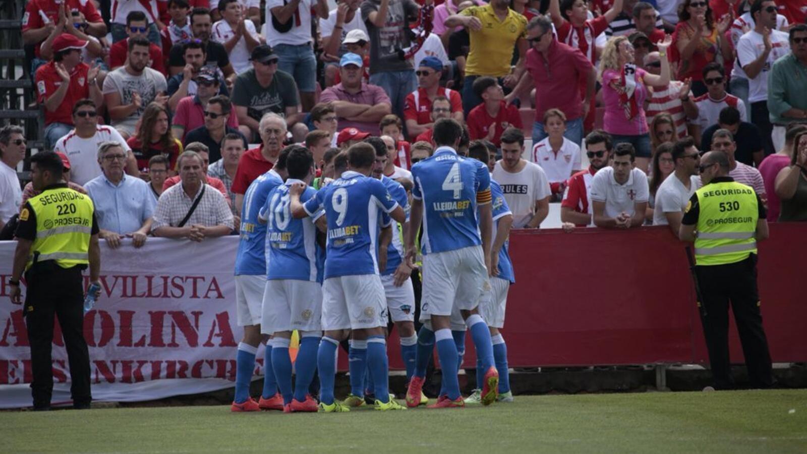 Cruel final  el somni del Lleida Esportiu acaba als penals 7b30c6e942154