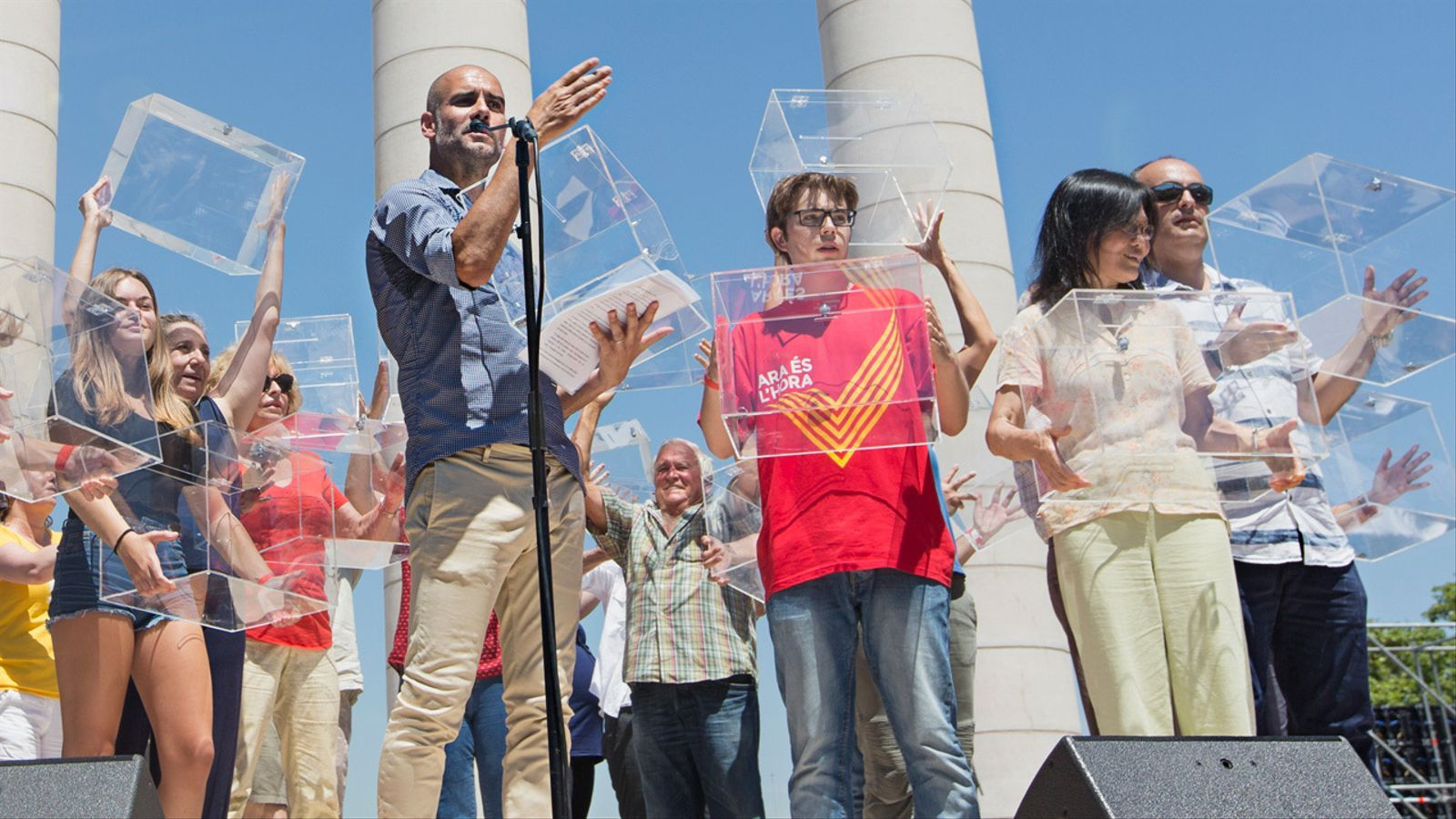 L'anàlisi d'Antoni Bassas: 'Amb les urnes a les mans'