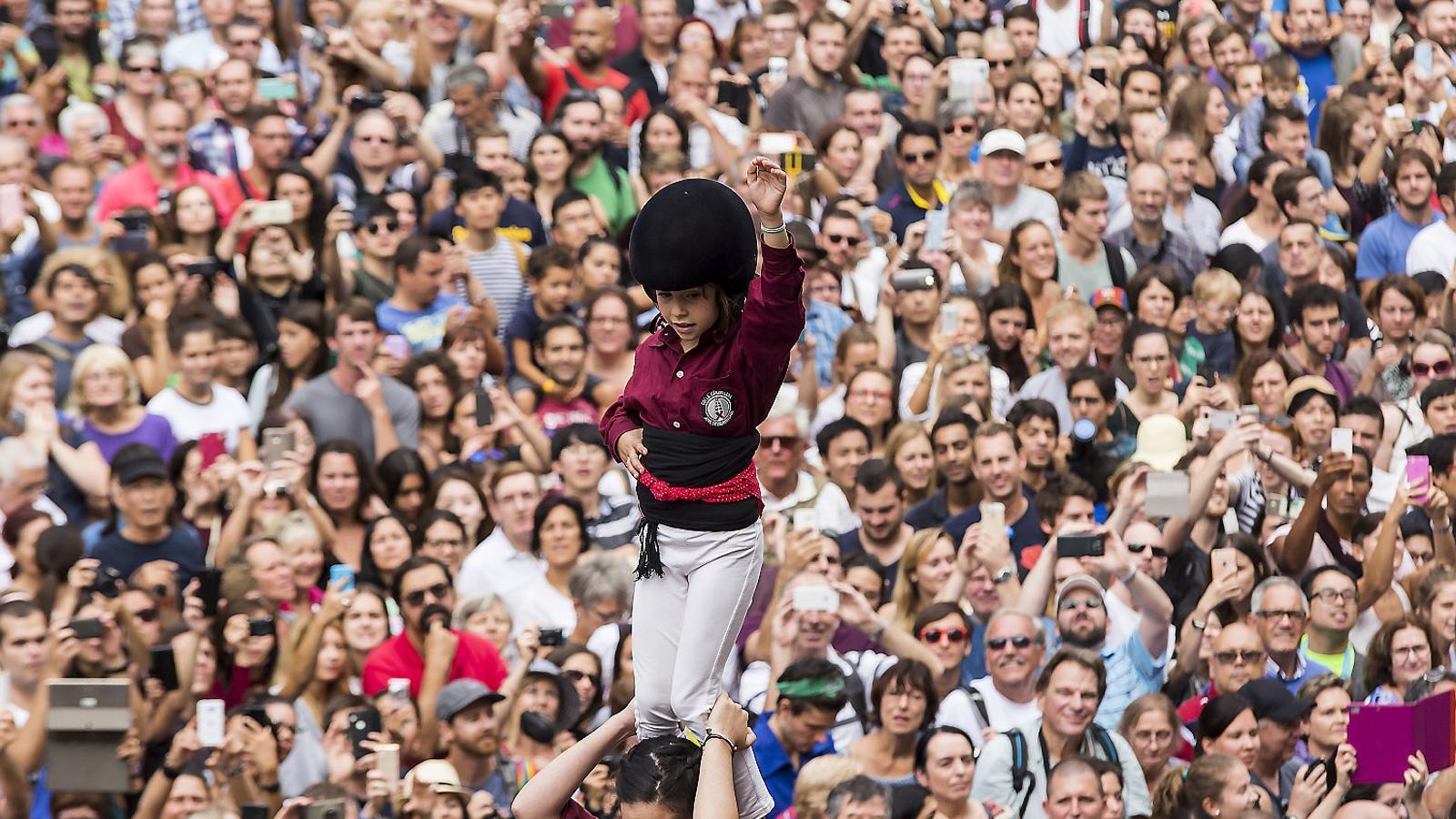 Els Catarres Els Castellers  de Barcelona
