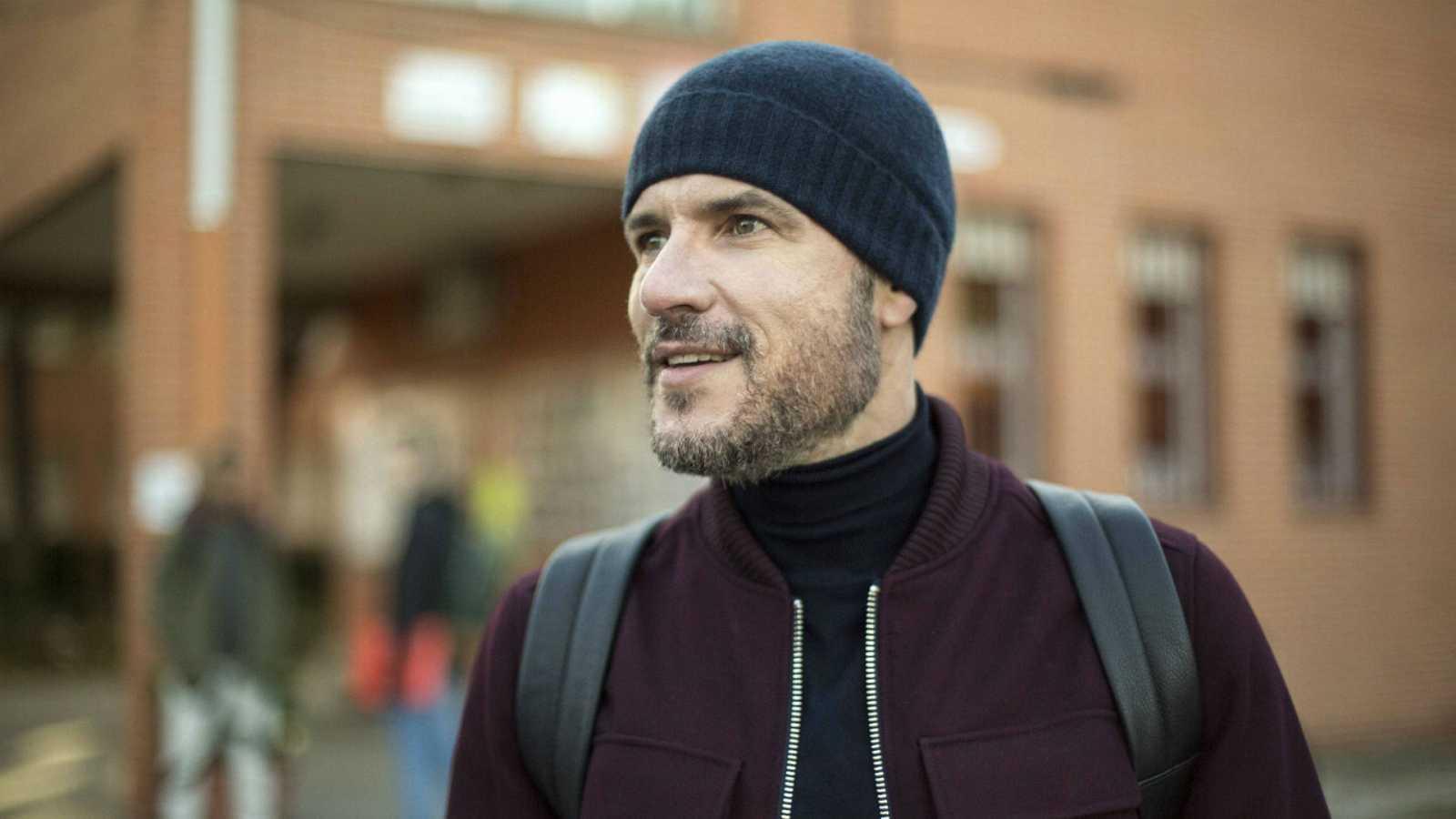 Daniel Grao interpreta el professor protagonista de la sèrie 'HIT'