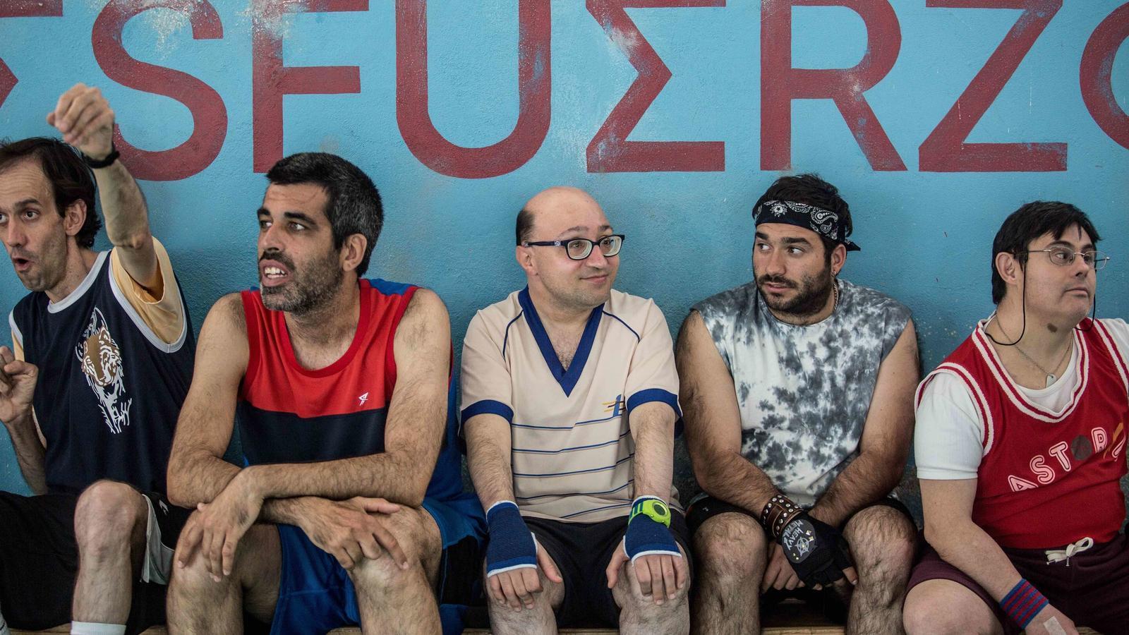 'Campeones', una lliçó de 'fair play', convivència i tolerància. Llegeix aquí la crítica de Toni Vall