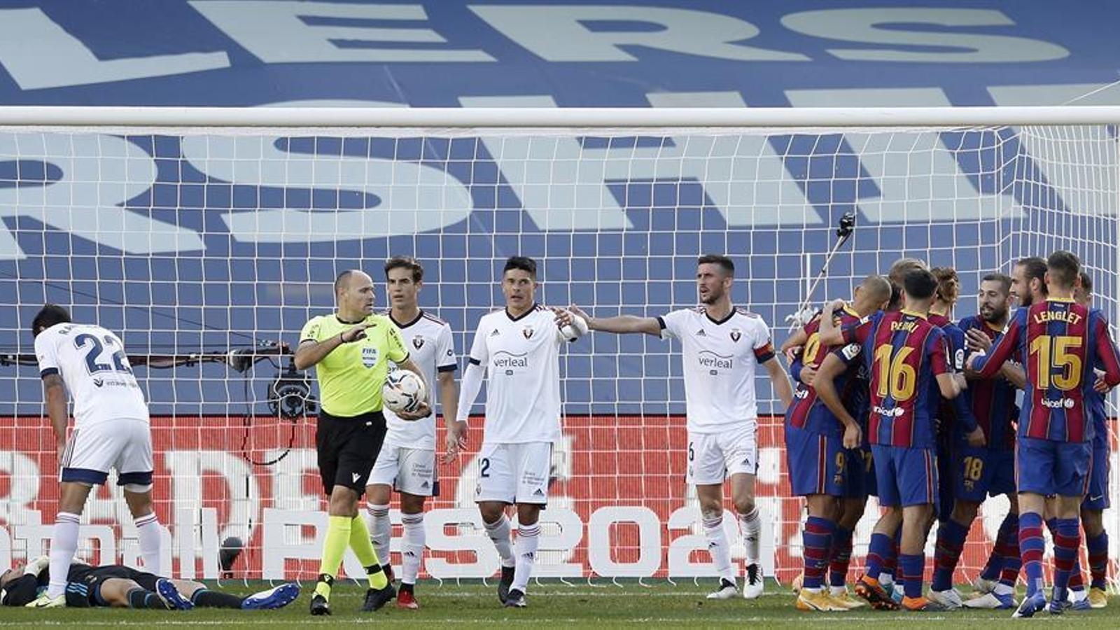 El millor homenatge del Barça a la seva història (4-0)
