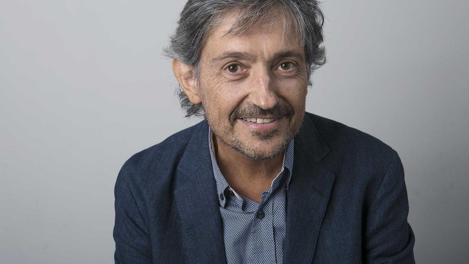 Carles Capdevila ha estat reconegut per contribuir a millorar l'educació / ARA