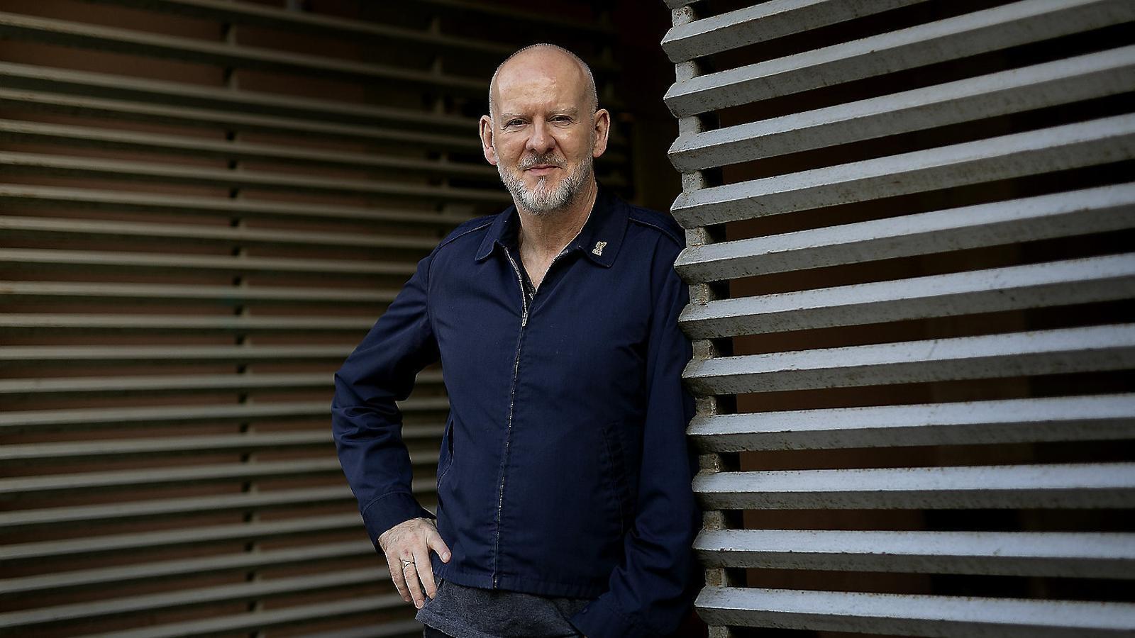 "Simon Critchley: ""Heidegger mirava futbol d'amagat, admirava Beckenbauer"""