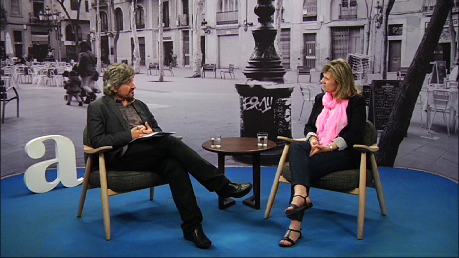 Entrevista de Carles Capdevila a Eva Bach