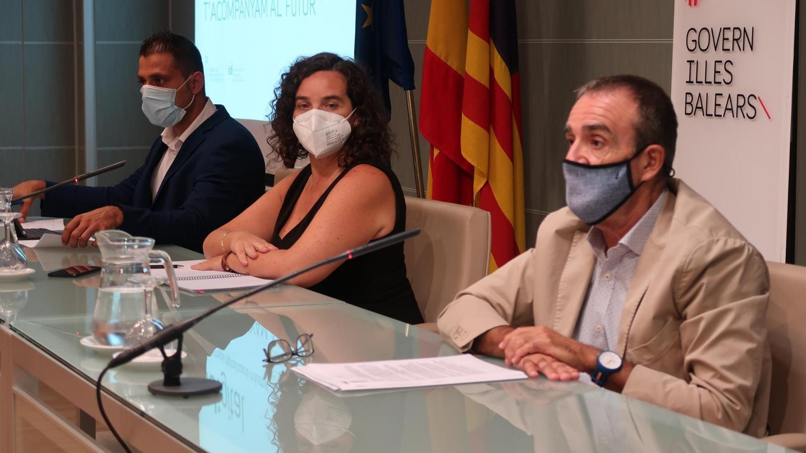 Yllanes ha presentat aquest divendres la segona convocatòria d'Idigital.