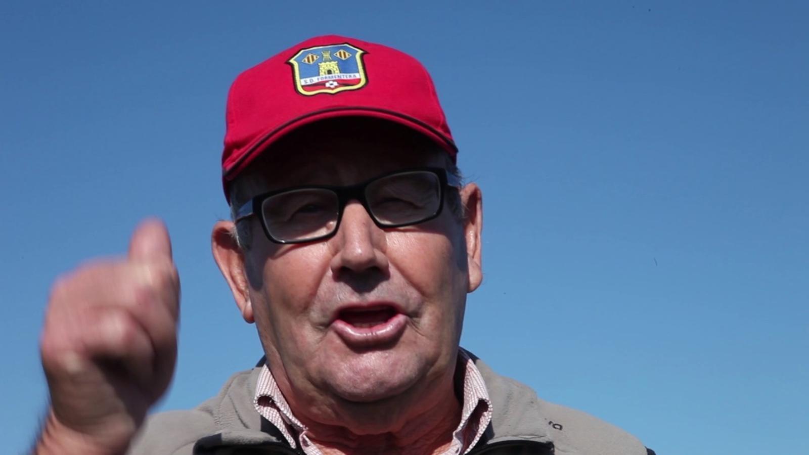 Vídeo promocional del S.D. Formentera per al partit de la Copa del Rei