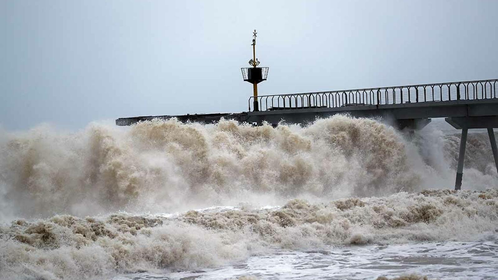 Les cinc dades curioses del temporal d'aquesta setmana