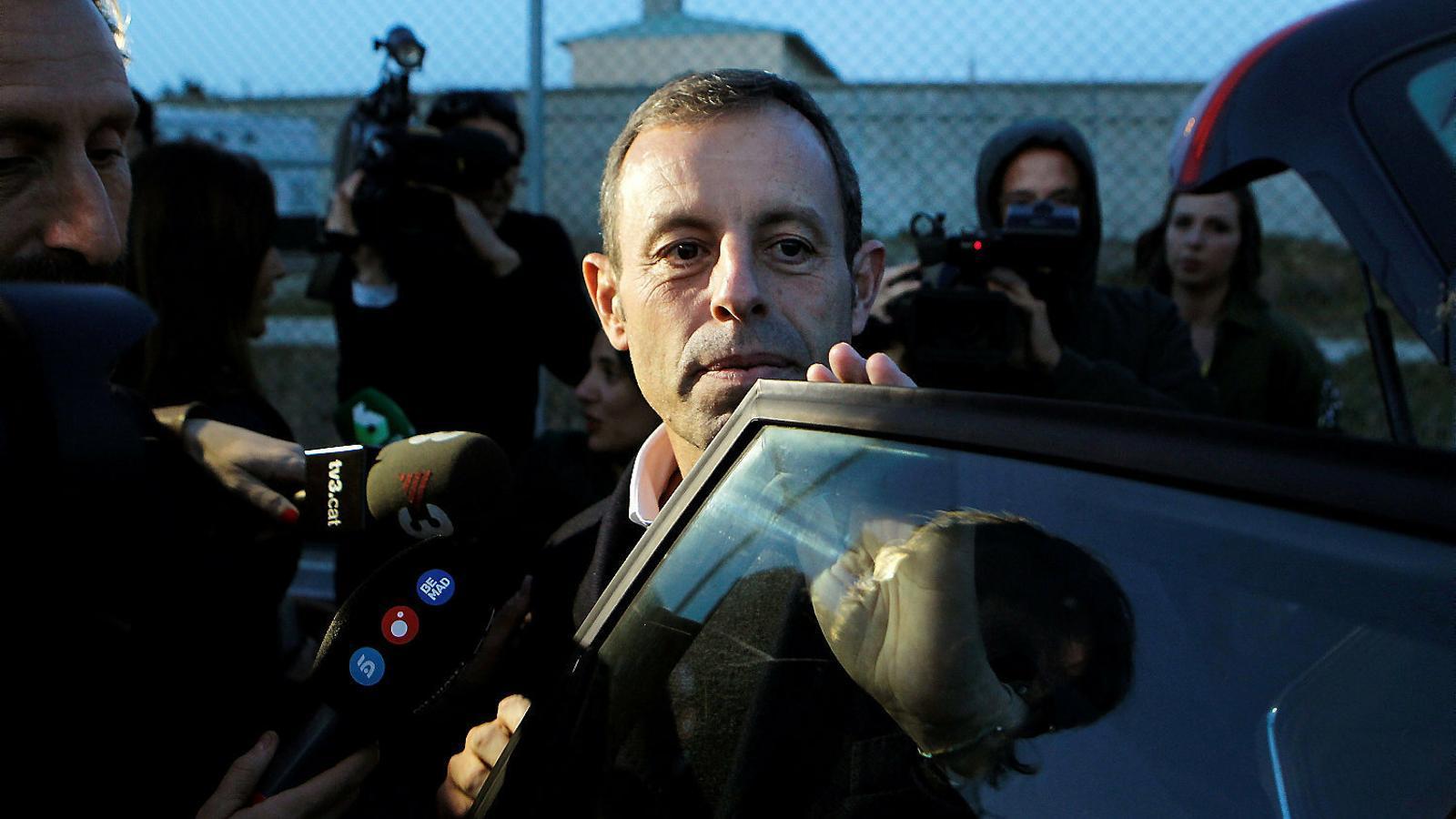 Rosell no va exigir comissions il·legals per partits al Brasil, segons un testimoni