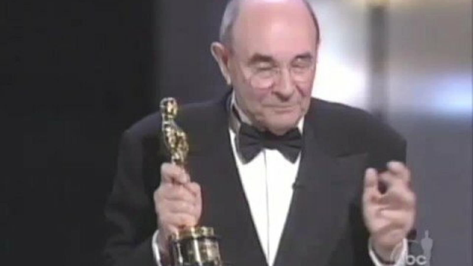 Stanley Donen rebent l'Oscar Honorífic el 1998