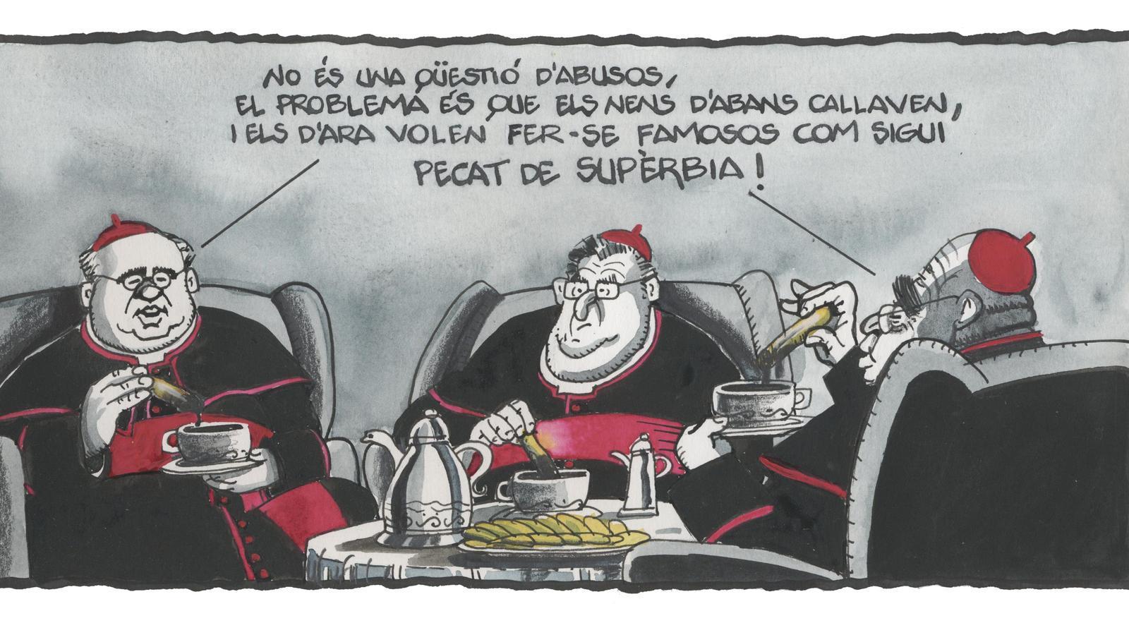 'A la contra', per Ferreres (23/09/2019)