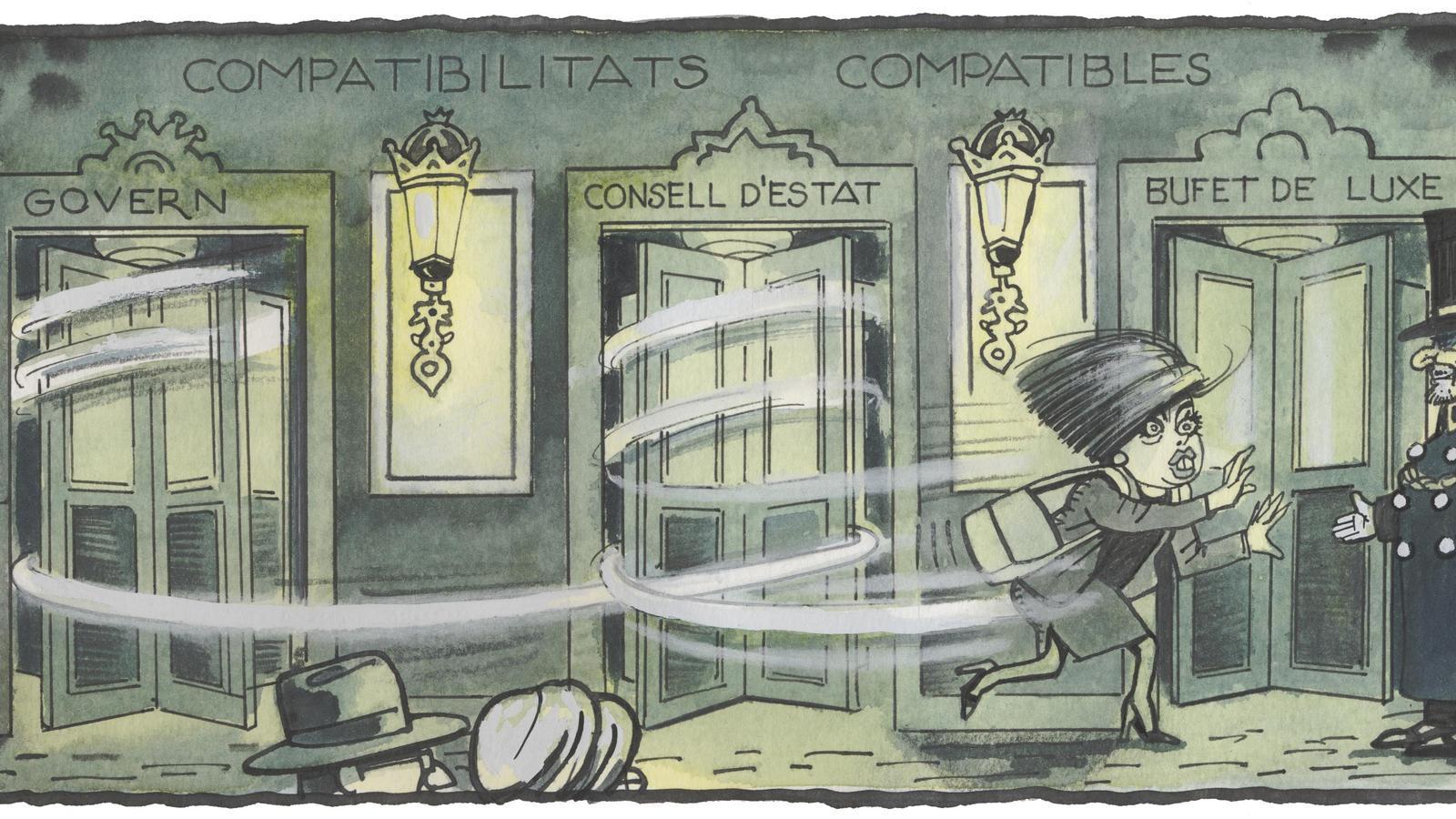 'A la contra', per Ferreres (21/03/2019)