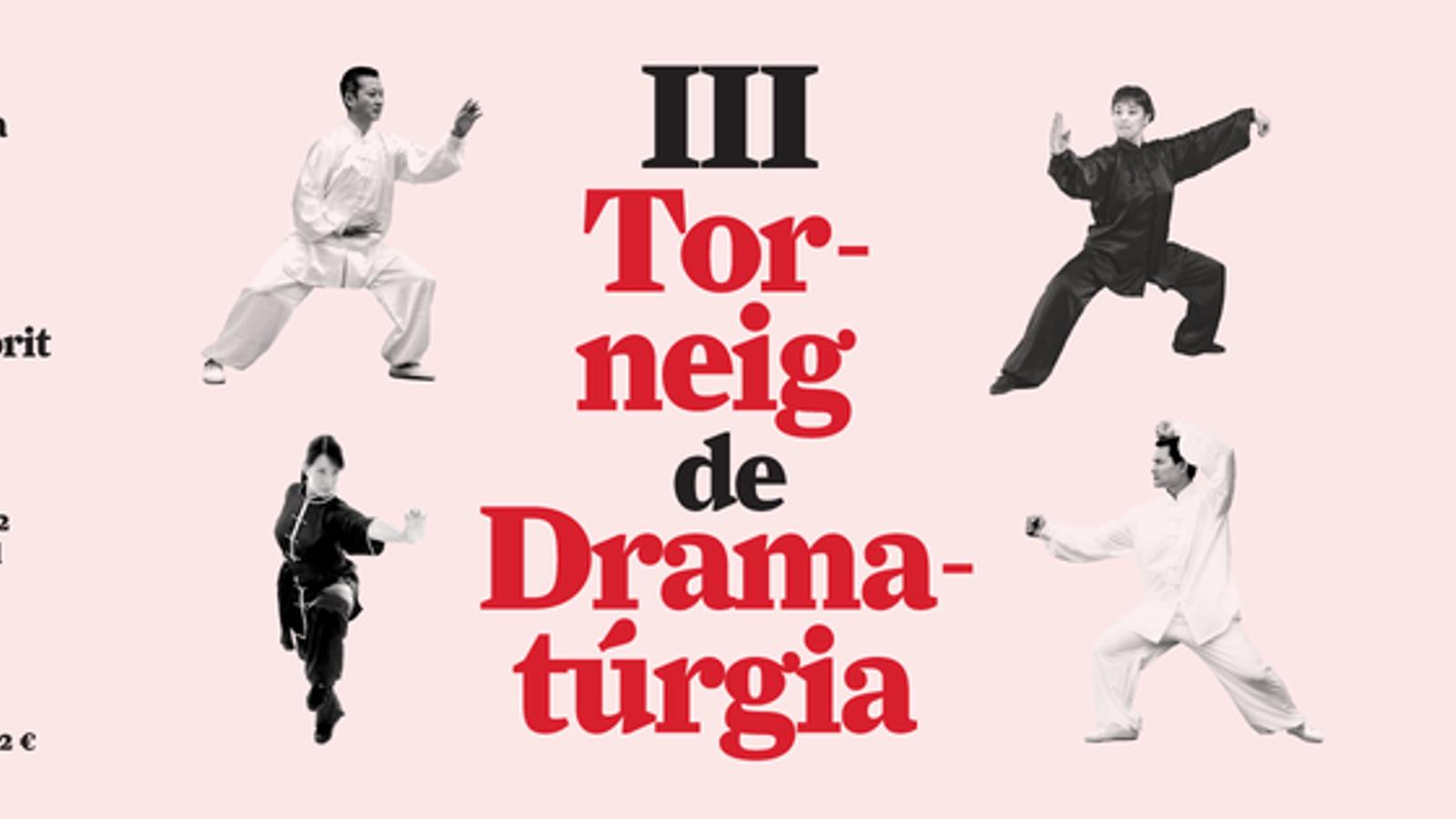 III Torneig de Dramatúrgia de les Illes.