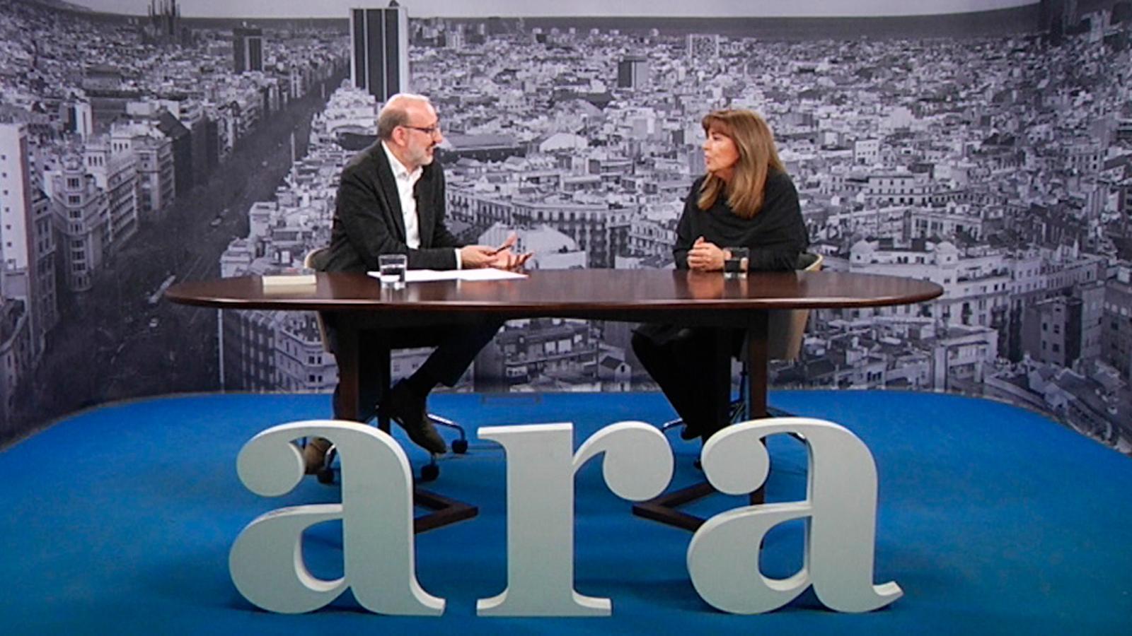 Entrevista d'Antoni Bassas a Maria del Mar Bonet