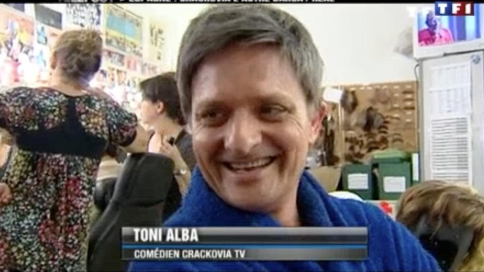 Reportatge de la cadena francesa TF1 sobre 'Crackòvia'
