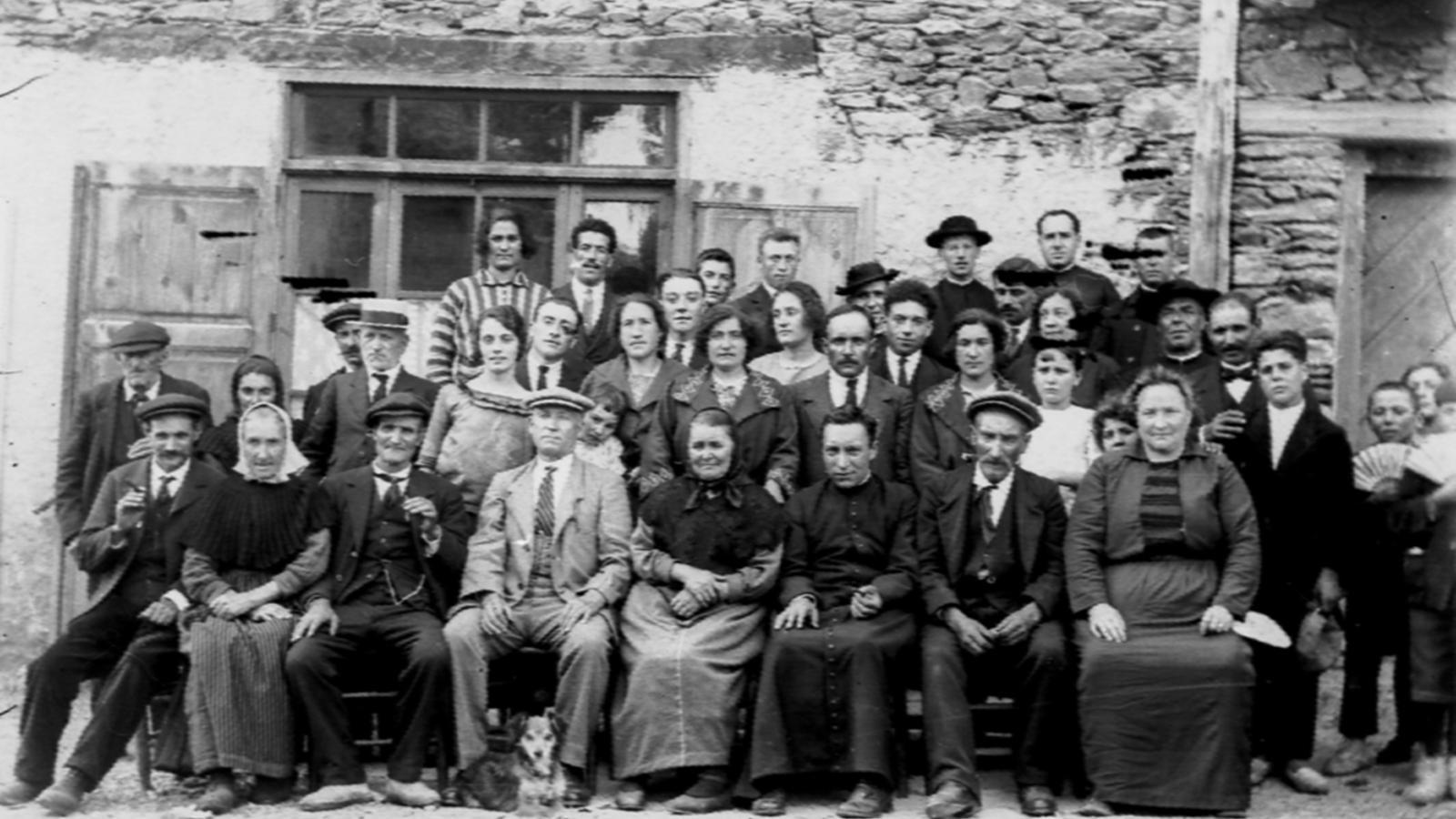 La xerrada abordarà l'evolució demogràfica de l'Andorra moderna. / ANA/CR_80 (1924-1925)