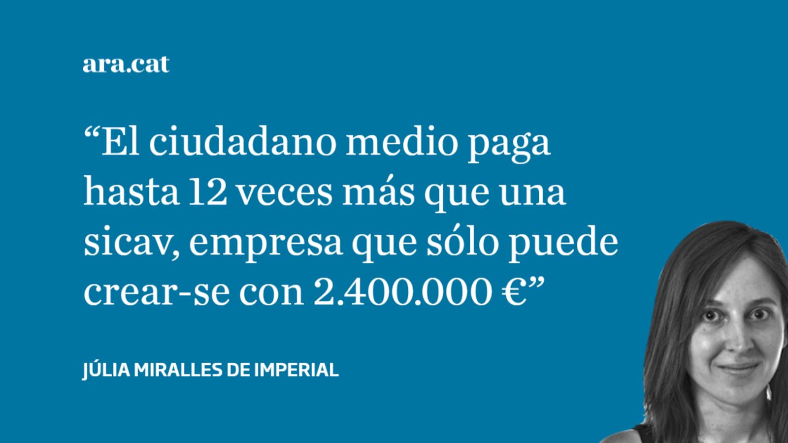 Acabará el PSOE con el privilegio fiscal?