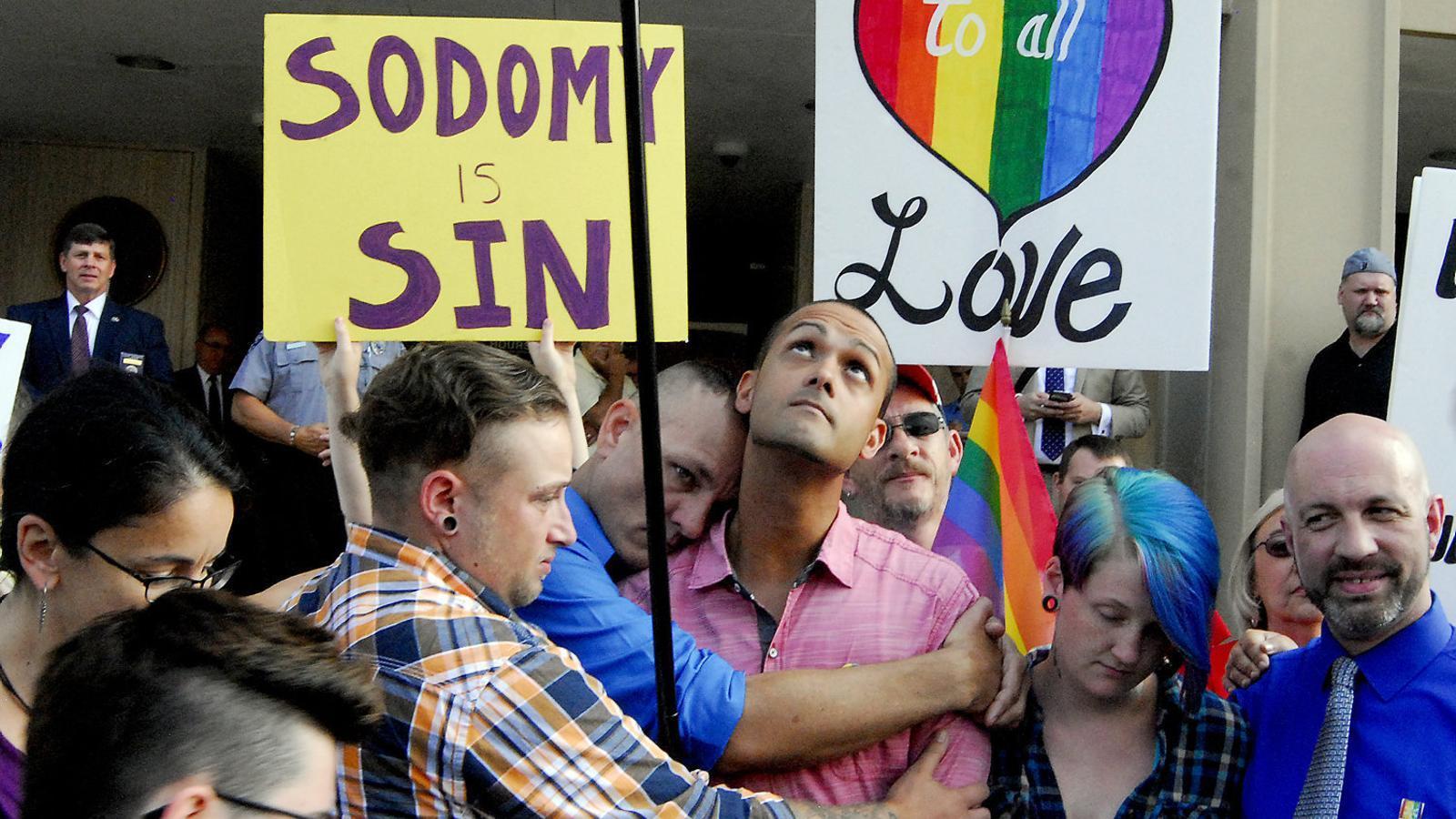 """Els tractaments per """"curar gais"""", legals en 41 estats nord-americans"""