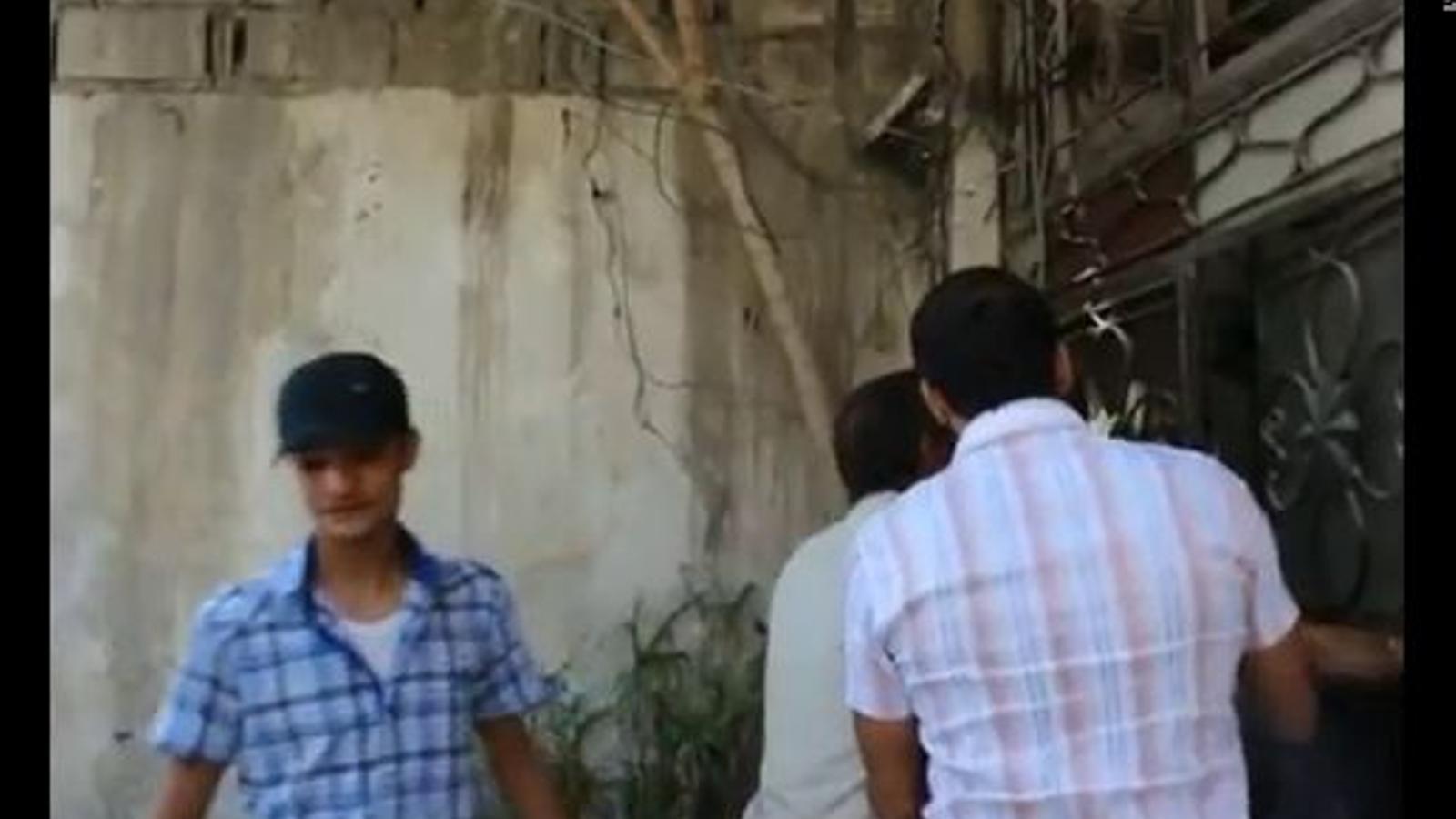 El primer vídeo reconfortant de Síria en molt de temps