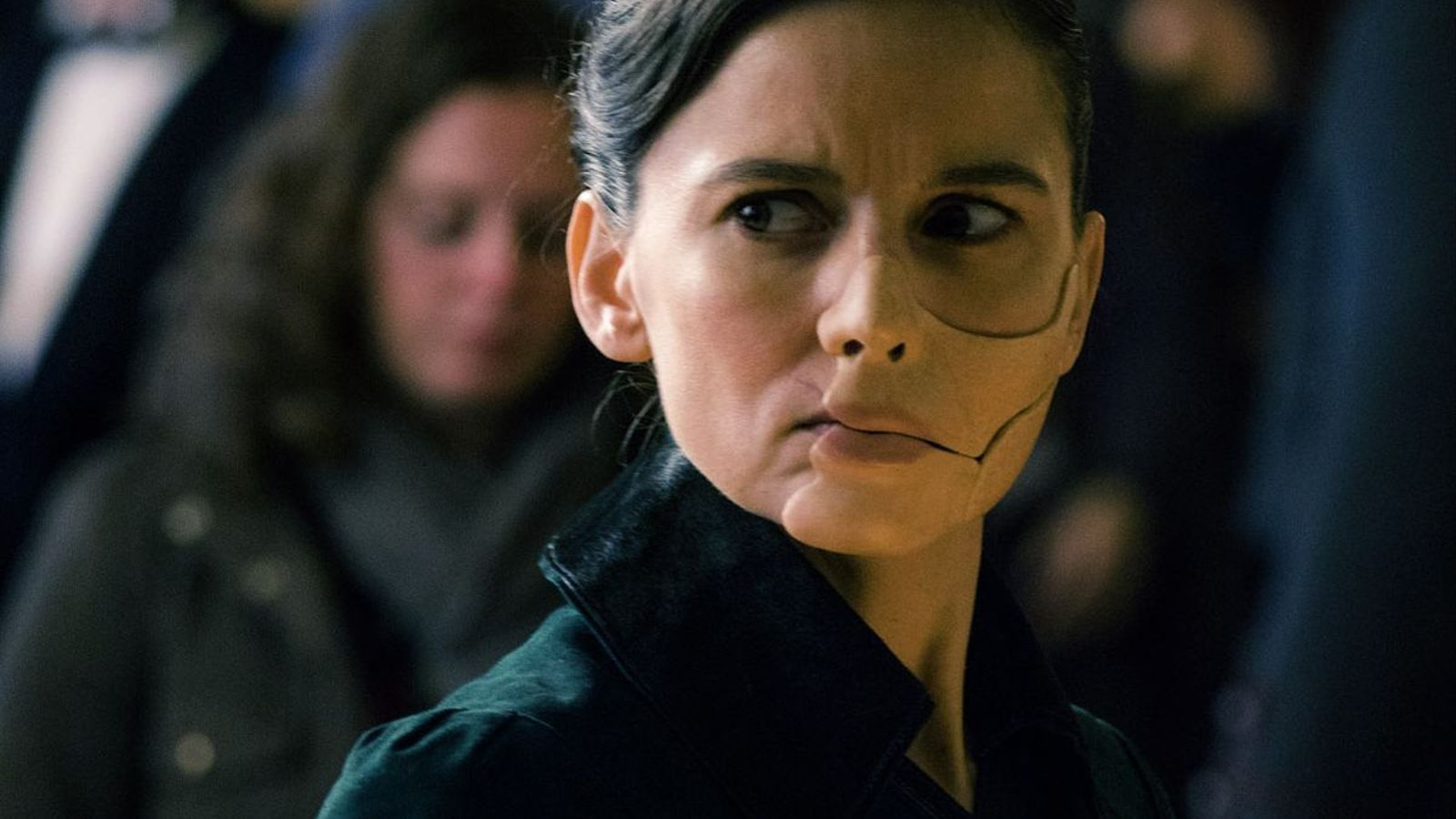 Elena Anaya com a Doctor Poison a 'Wonder woman'