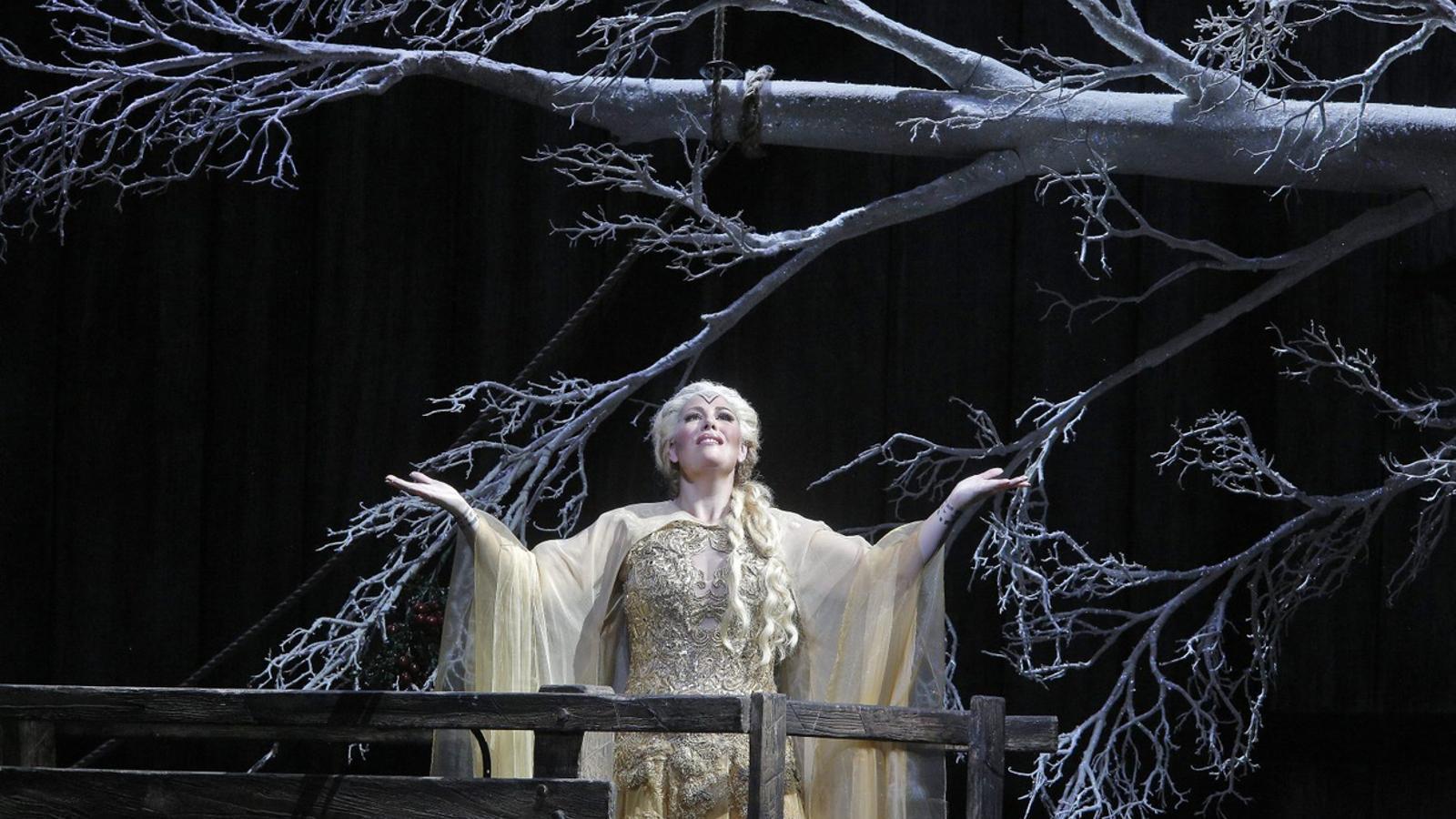 El Liceu es rendeix a la Norma de Sondra Radvanovsky