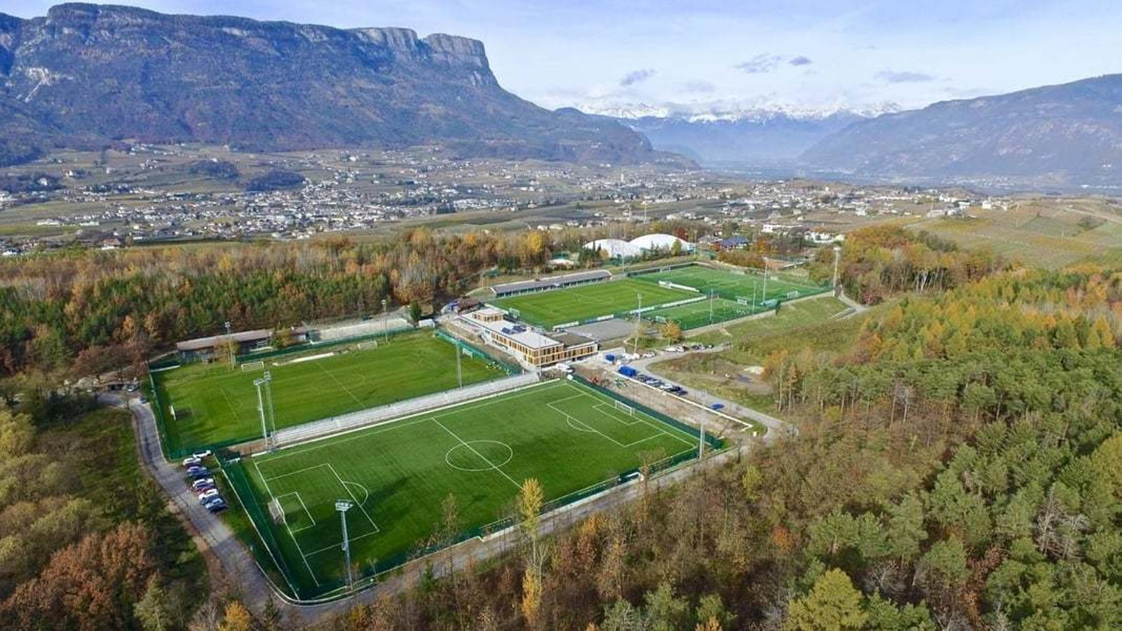 Instal·lacions del FC Südtirol