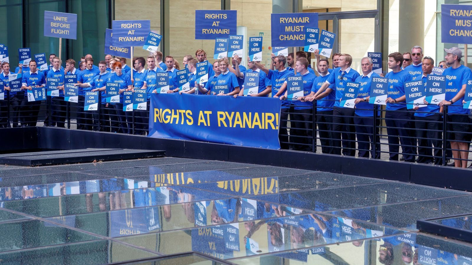 El caos laboral del model Ryanair