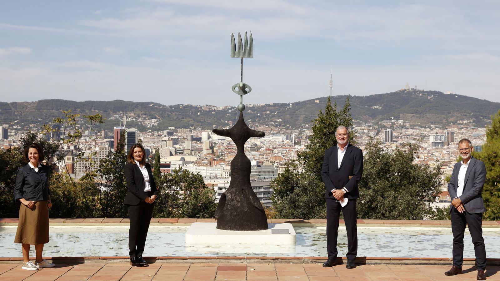 Sport Cultura Barcelona incorpora la Fundació Joan Miró