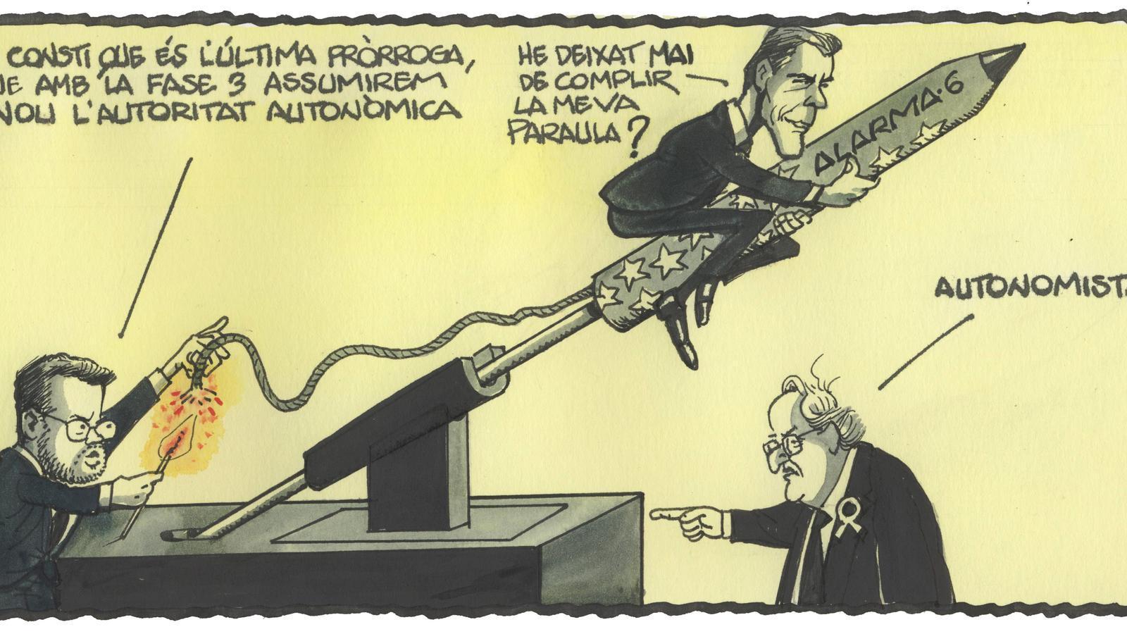 'A la contra', per Ferreres 02/06/2020