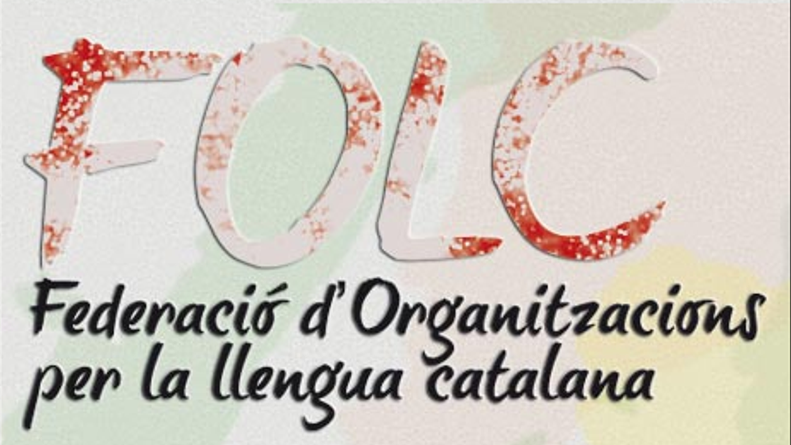 Resultat d'imatges de Federació d'organitzacions per la llengua catalana logo