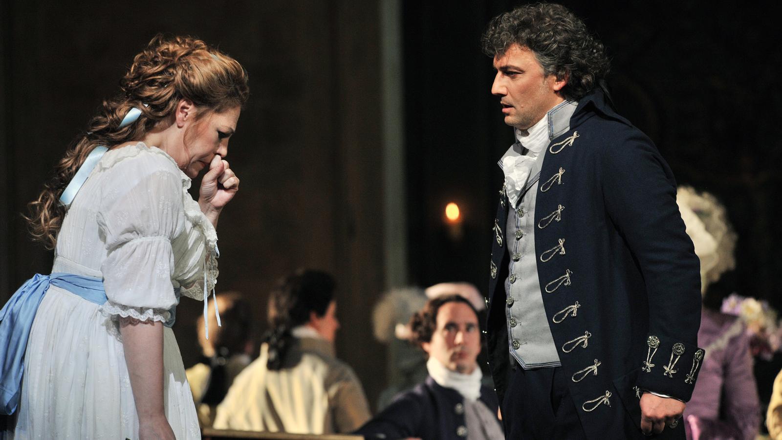 Sondra Radvanovsky i Jonas Kaufmann / A. Bofill / Gran Teatre del Liceu