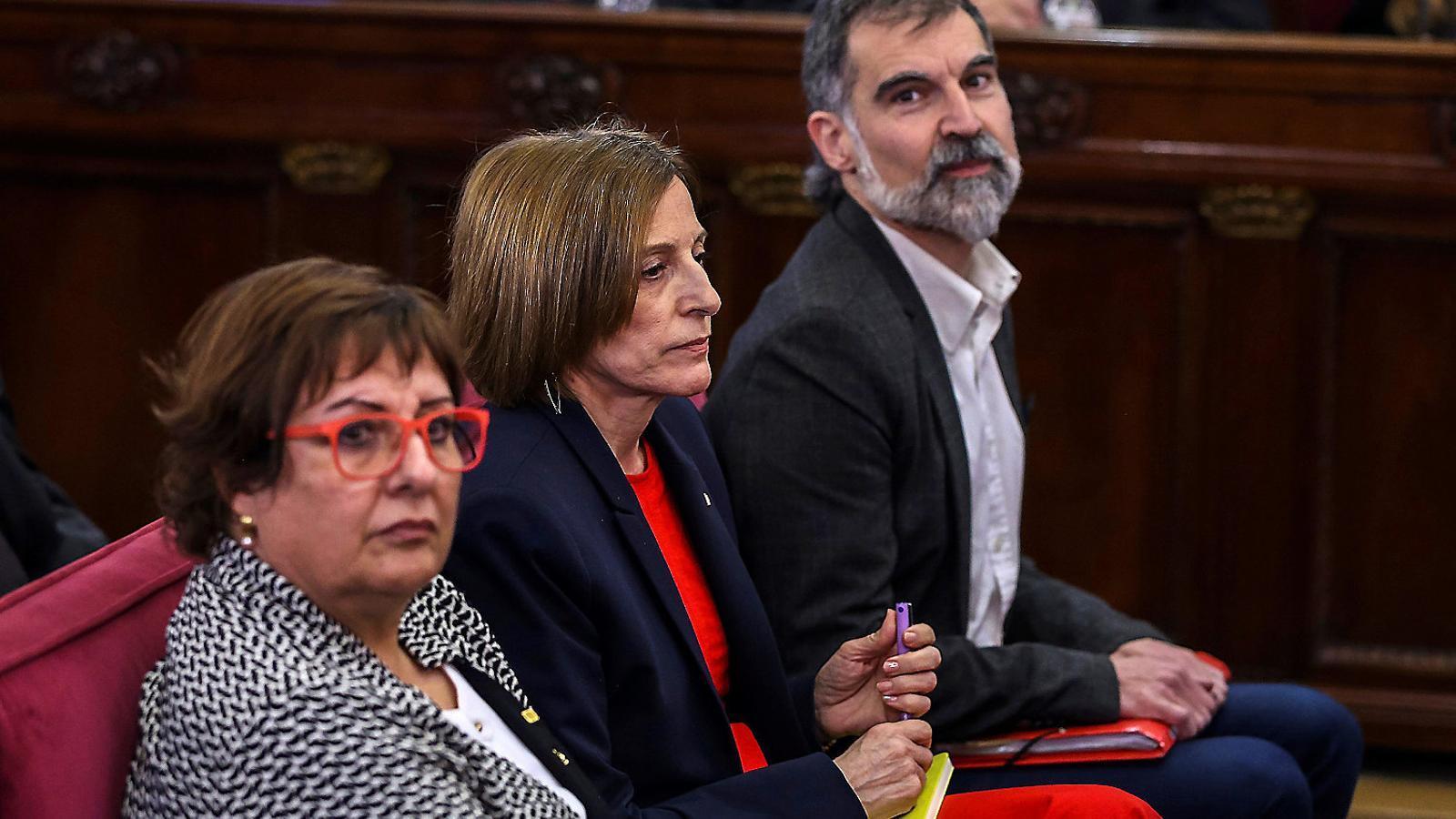 L'Estat començarà a tramitar els indults als presos polítics la setmana que ve