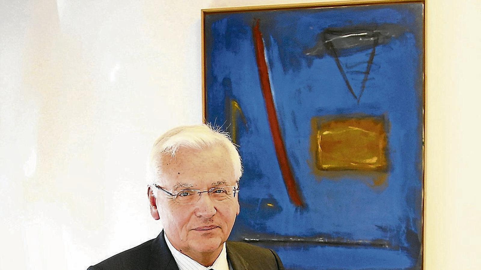 "Ferran Mascarell: ""El Madrid polític es considera amo de la Península"""