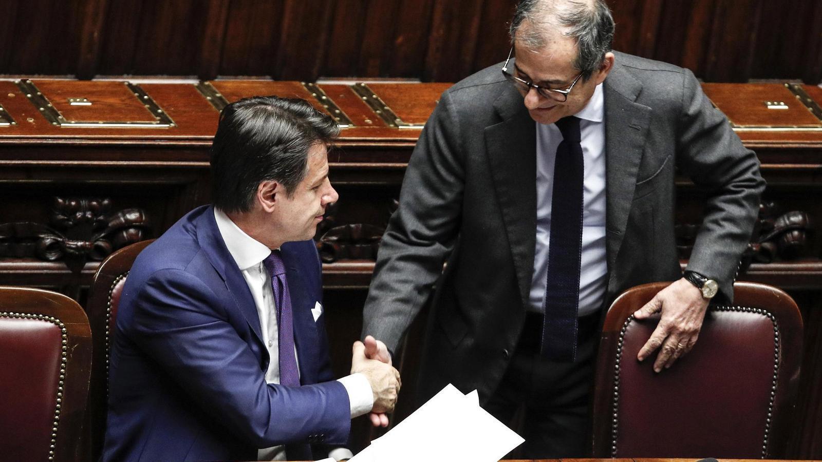 Itàlia aprova 'in extremis' els pressupostos avalats per Brussel·les