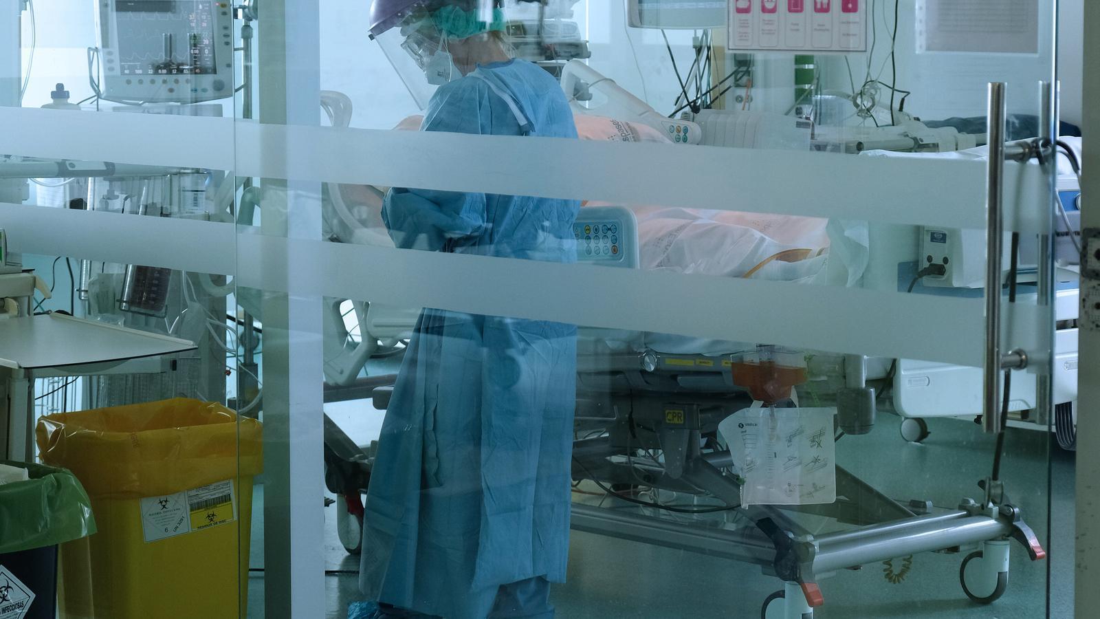 Baixa el nombre de contagis per coronavirus a les Illes Balears