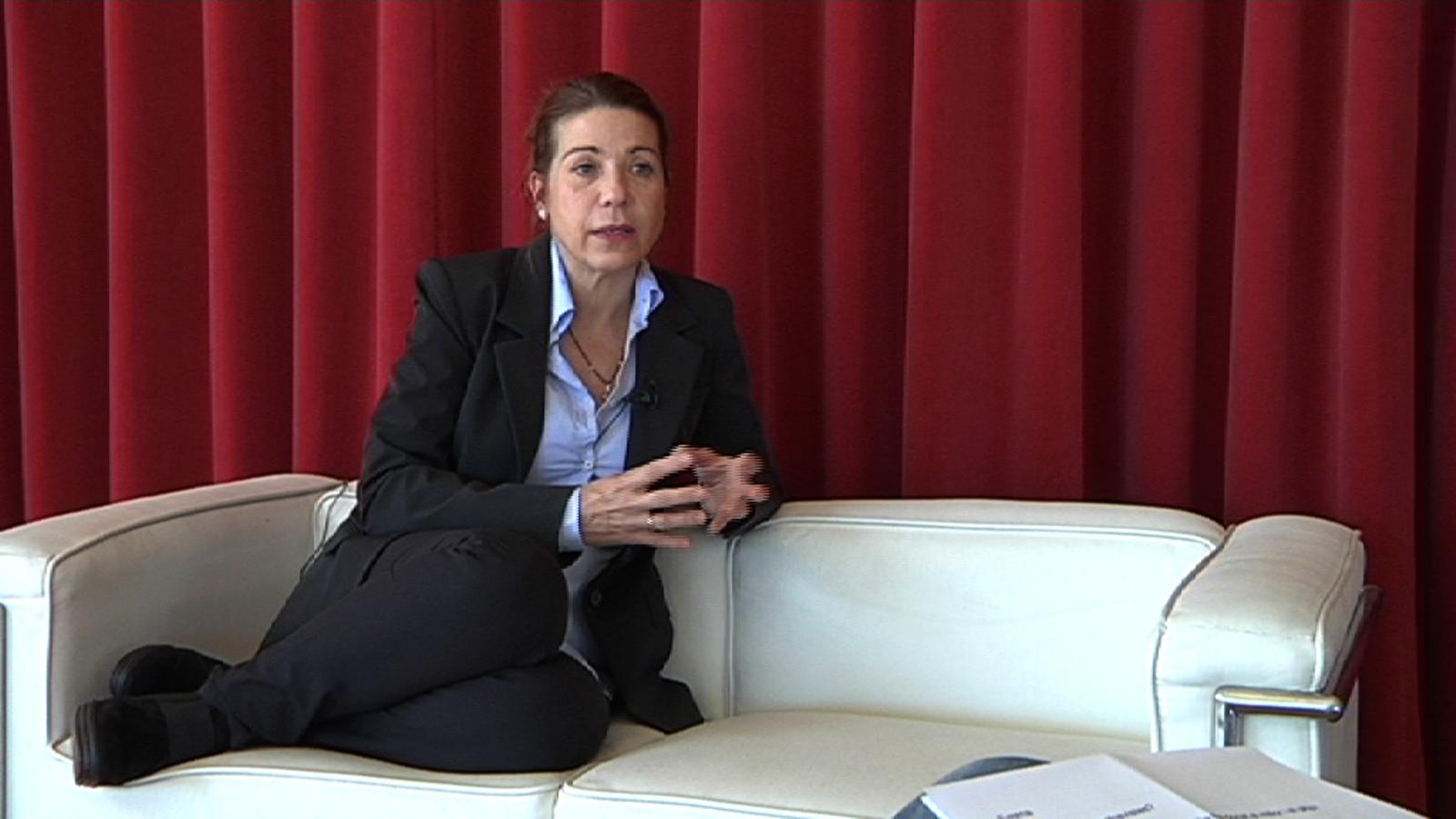 Emma Vilarasau: La cultura forma part d'un país, és més que un entreteniment
