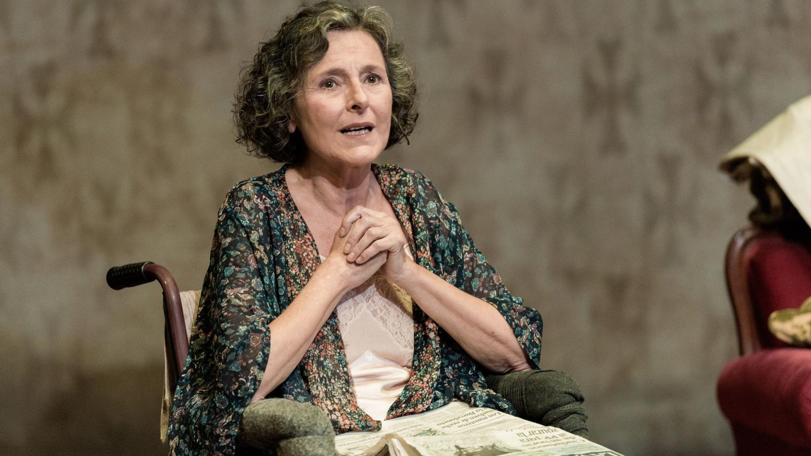 Marta Angelat a 'Davant la jubilació'
