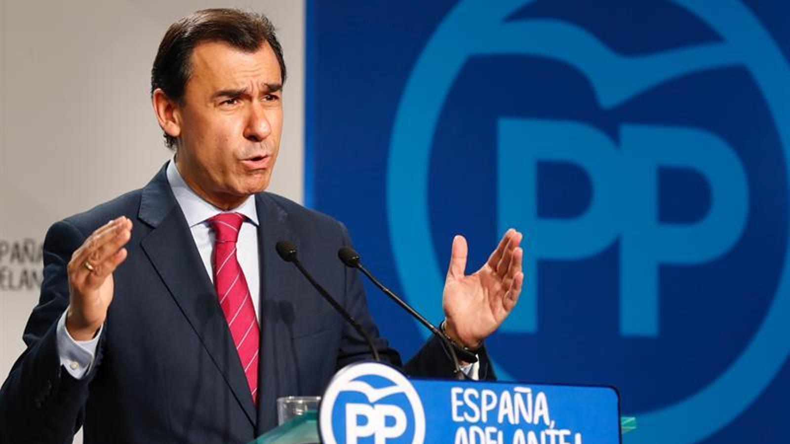 """El PP promet impedir la investidura a distància de Puigdemont """"per tots els mitjans"""""""