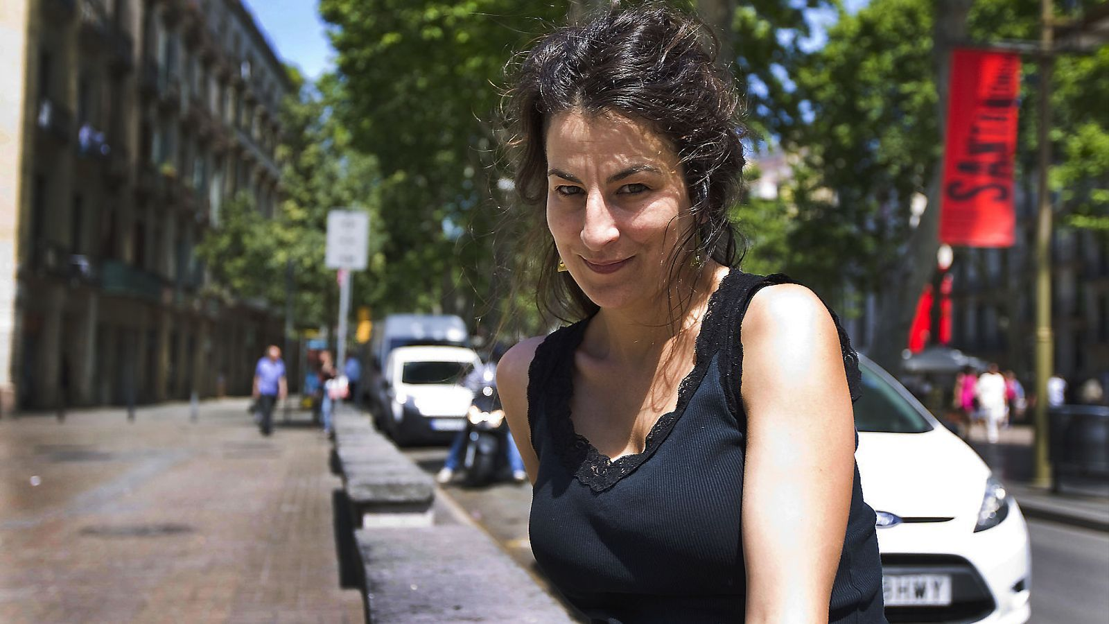 Núria Güell, antiambaixadora i flagell del poder polític i econòmic
