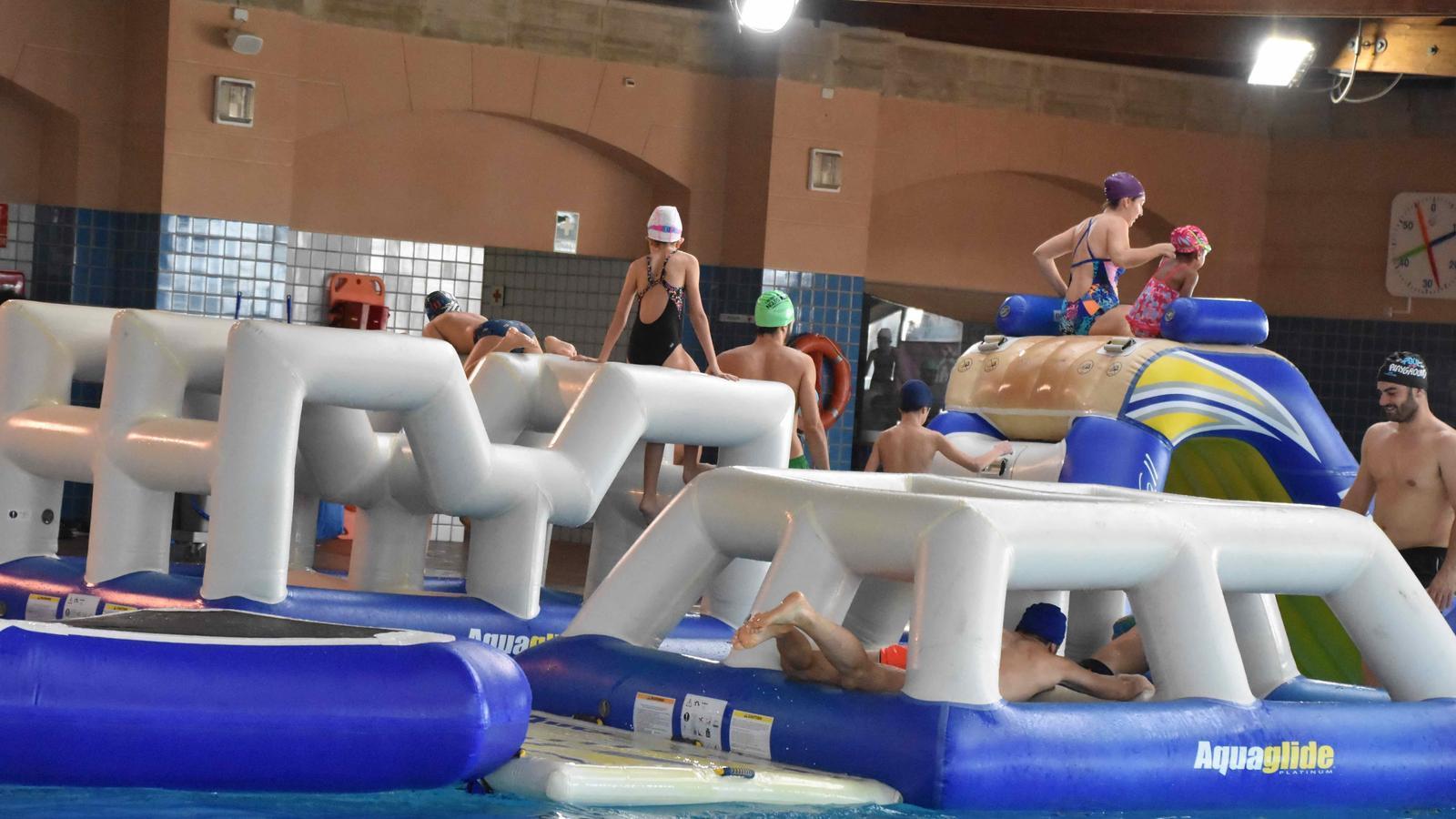 La iniciativa de l'Institut Municipal d'Esports  ha tingut una molt bona acollida.
