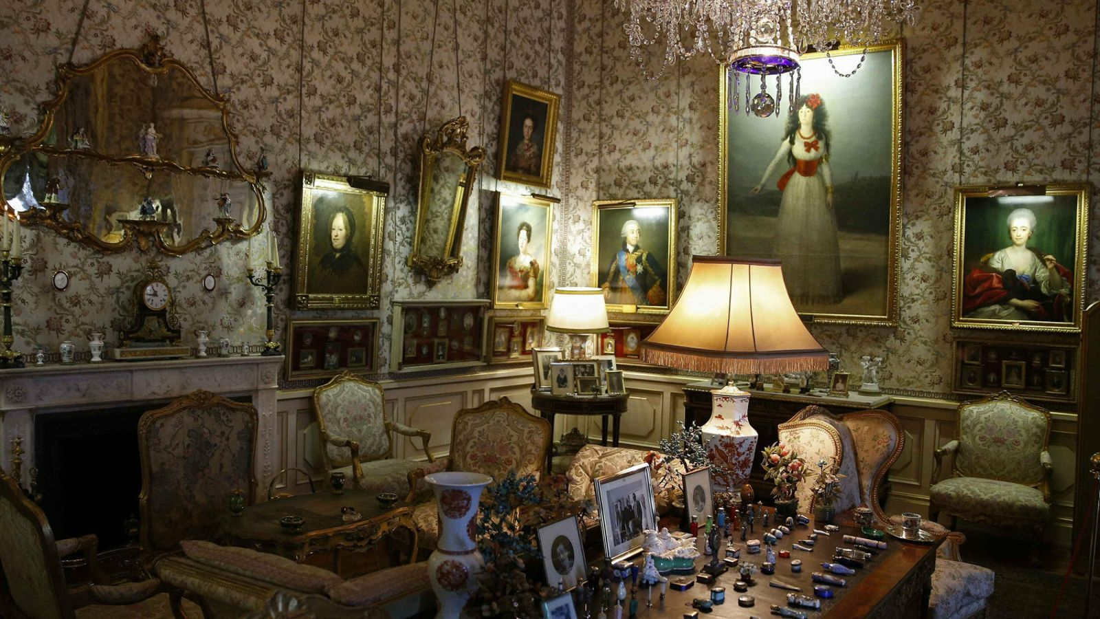 L'art de la Casa d'Alba ja es pot visitar