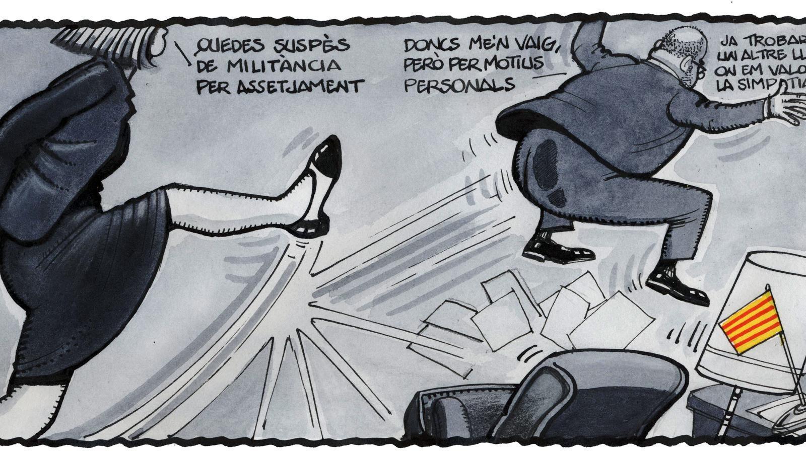 'A la contra', per Ferreres 29/10/2020